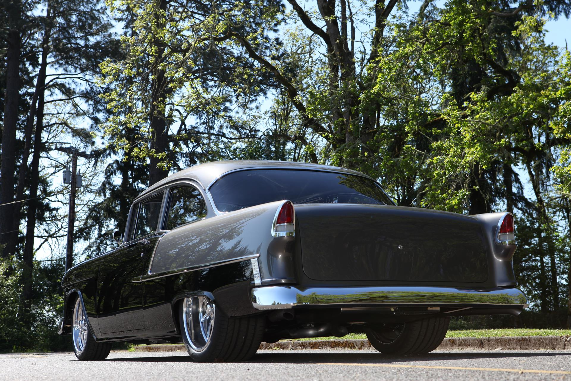 A Metalworks Chevy Protouring