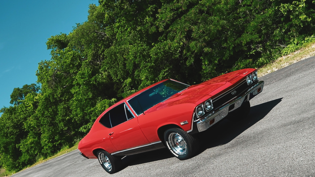 Old-School Cool: 1968 Chevelle Big Block 4 Speed For Sale | Gearhead ...